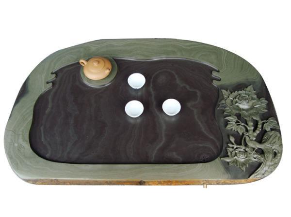 定制石雕茶台茶盘