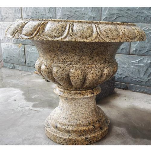 石雕花盆定制