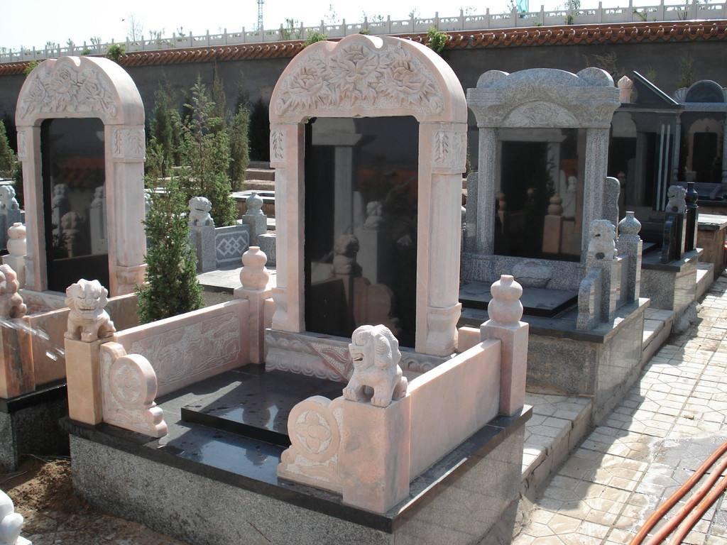 公墓石雕墓碑