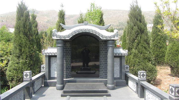 襄阳石雕墓碑