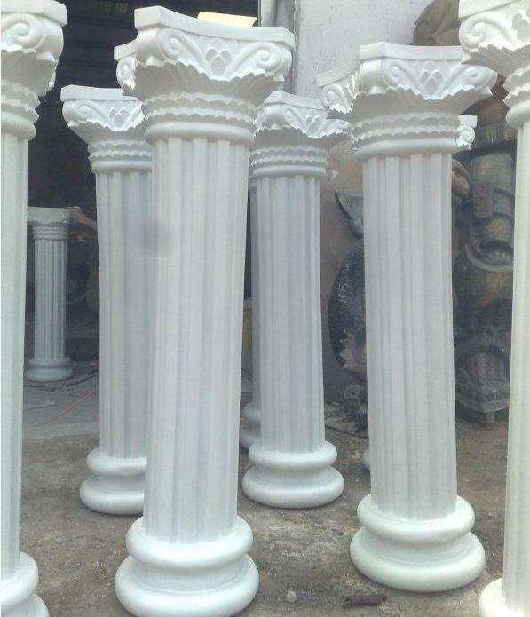 别墅石雕柱子