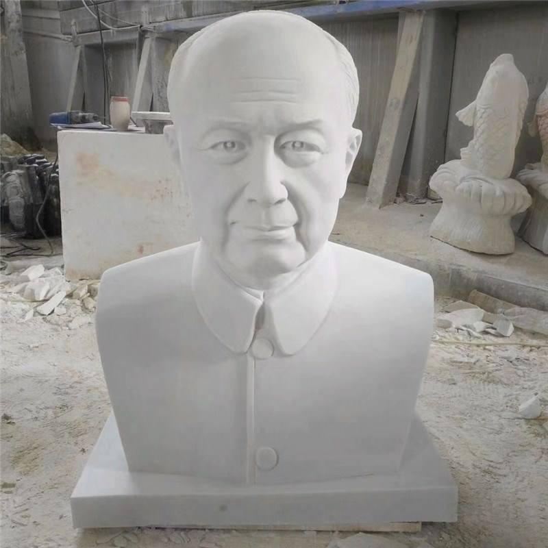 名人头像雕塑