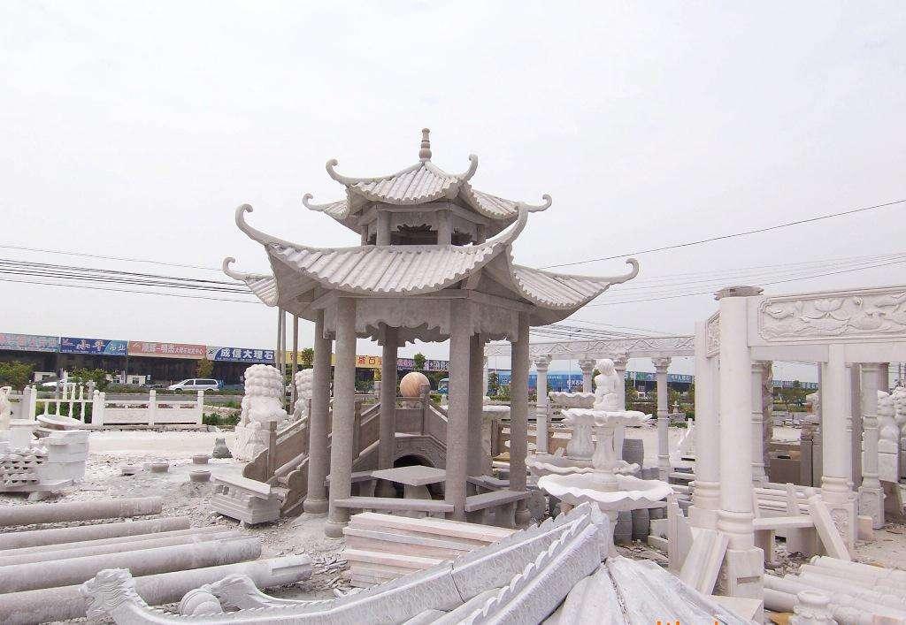 襄阳定制石亭