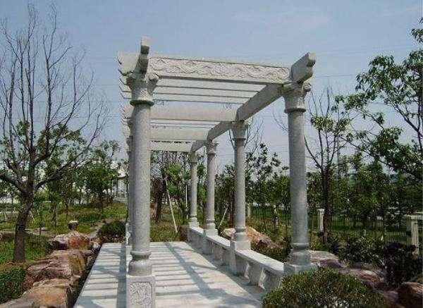 襄阳定制石雕长廊