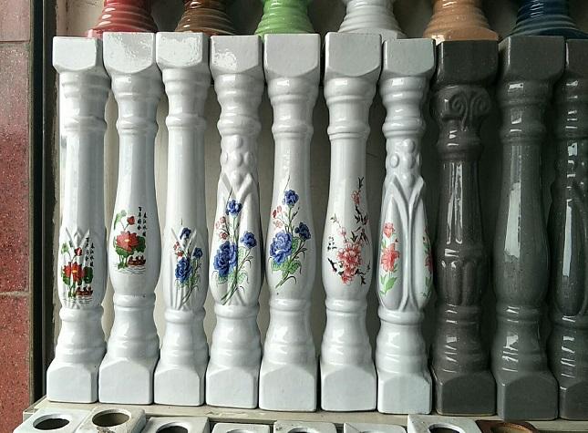 乐山陶瓷栏杆厂家