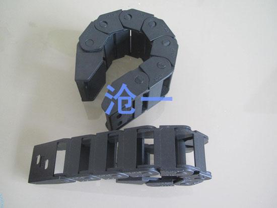 小型线缆塑料拖链