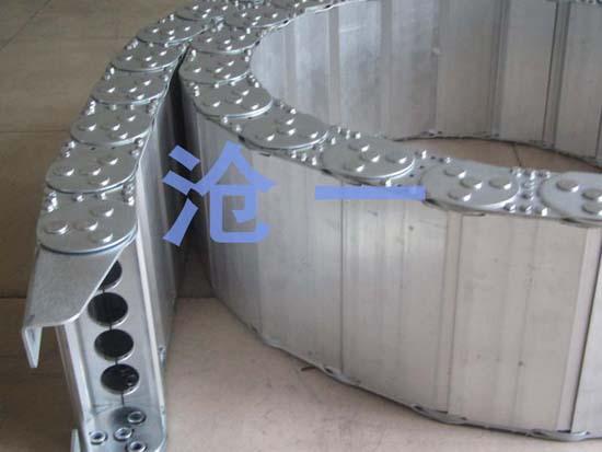 TL型钢制拖链厂家