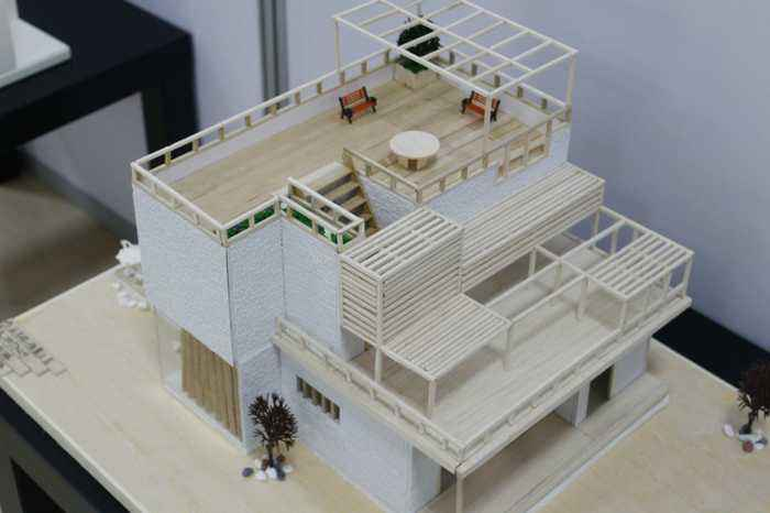 建筑模型的一些操作小技巧介绍