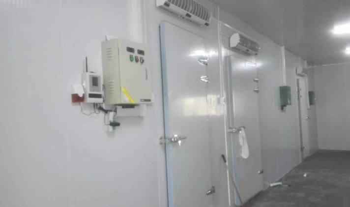 大型医疗冷库