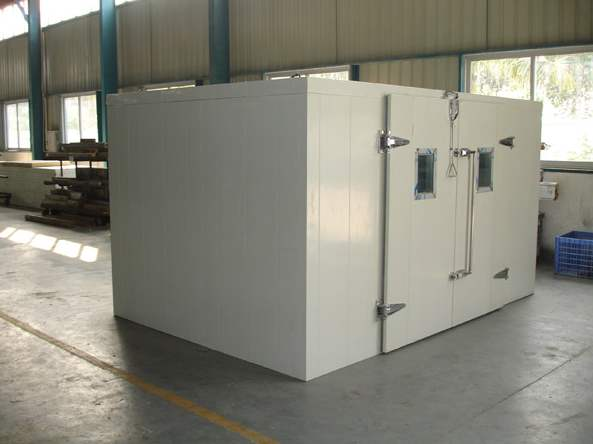速冻冷冻库安装后制冷系统要进行的工作