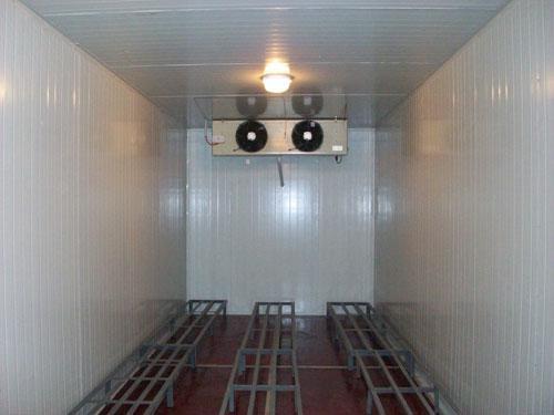 关于小型冷库的安装技巧的详细说明