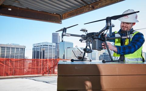 培训课程:无人机巡检技术