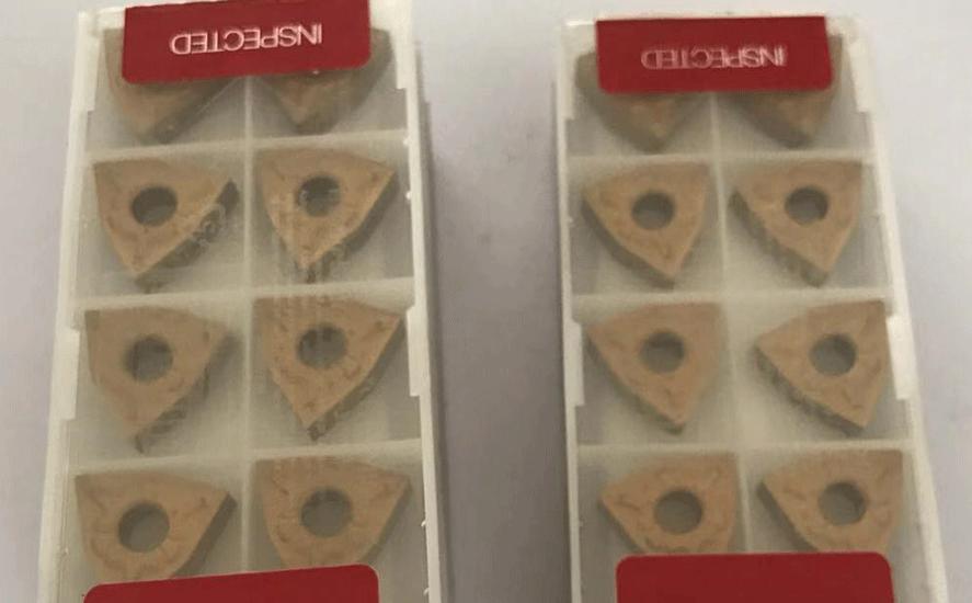 三菱数控刀片回收