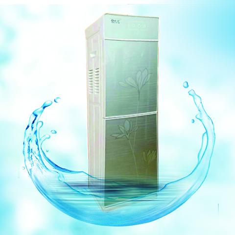 玻璃門飲水機