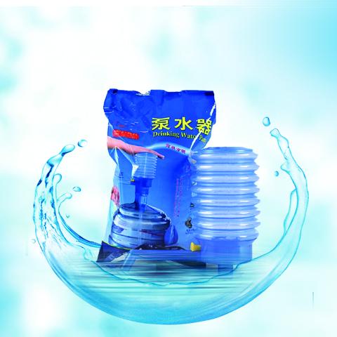 桶裝水壓水器