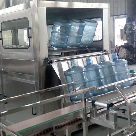 卓尔山桶装水生产线