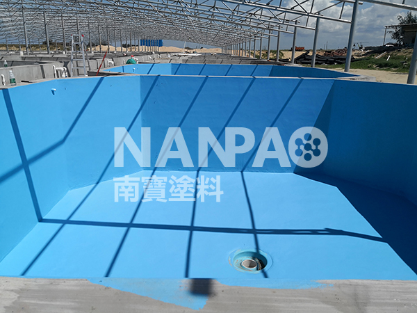 游泳池漆的世界,走进水上乐园涂料