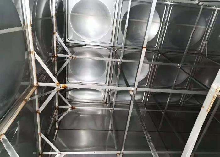 饮用水不锈钢水箱清洗