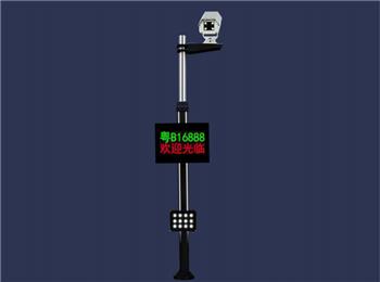 高清停车场识别系统盛世FTZN-178