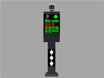 高清停车场识别系统盛世FTZN-210