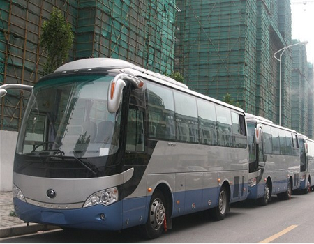 北京中巴租赁