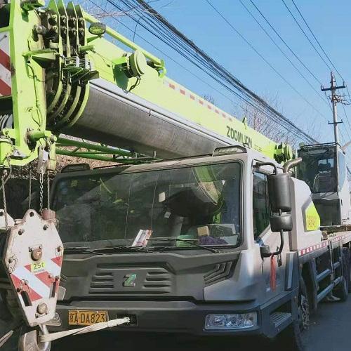 350吨吊车租赁