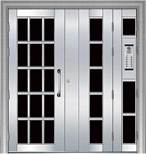 防盗不锈钢门