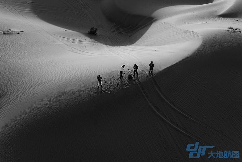 塔卡拉玛干沙漠