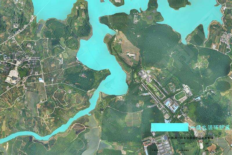 贵州省一级水源保护区(正射影像)