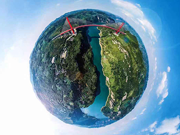 贵州桥梁VR全景
