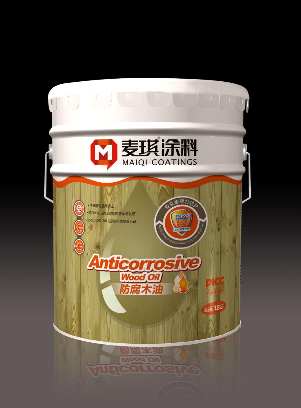 丹東防腐木油