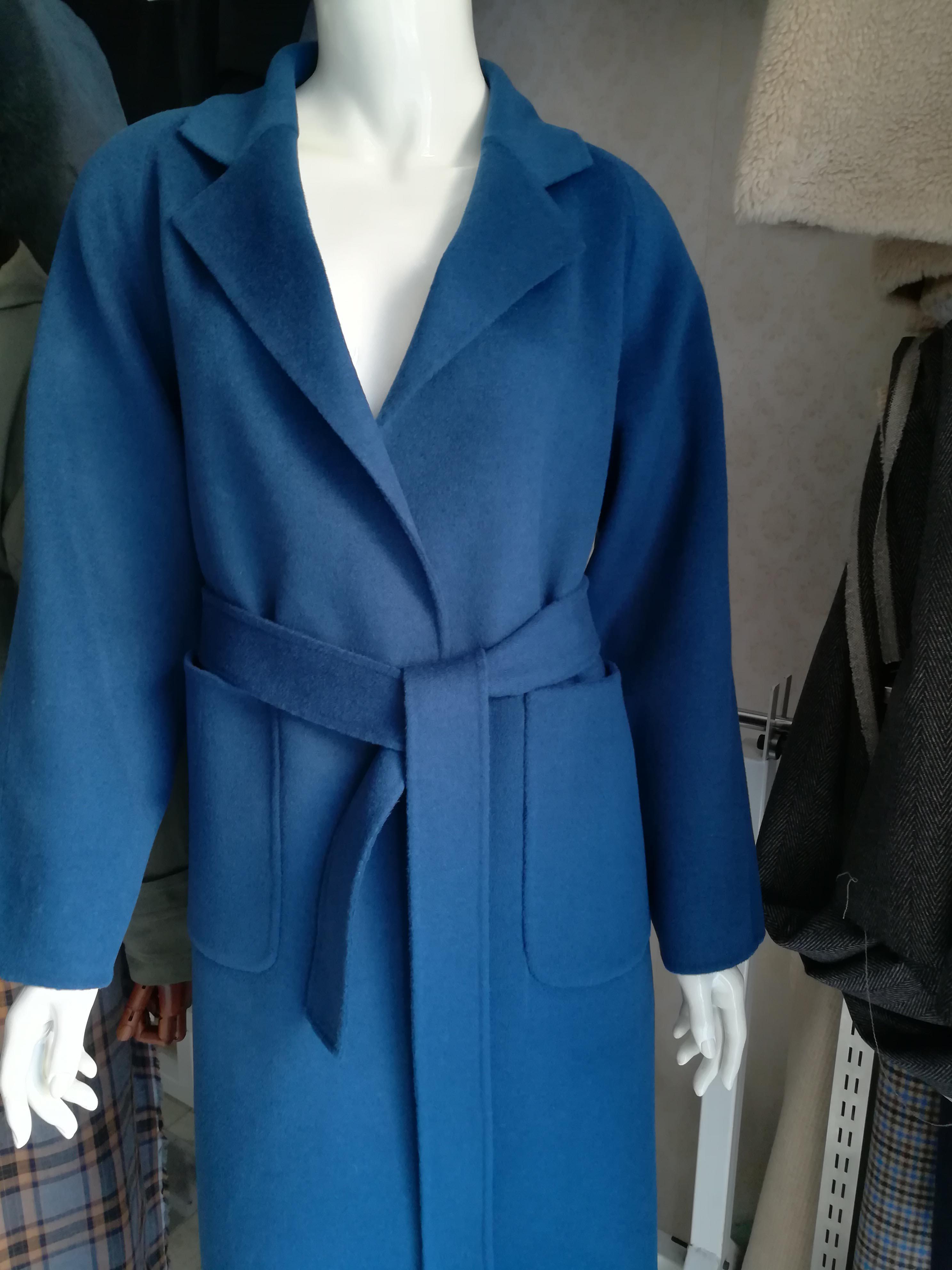 西安羊绒大衣定制
