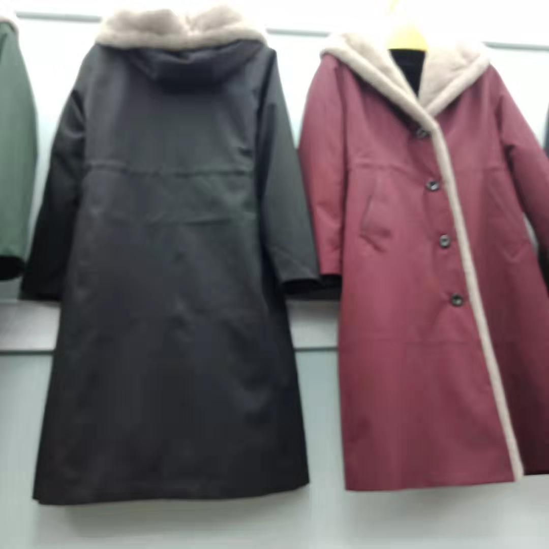定制羊绒大衣,给你一个温暖的冬天