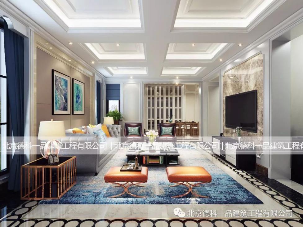 怎样进行别墅装修设计?