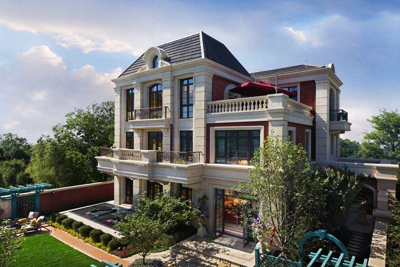 别墅斜屋顶改造有哪些方法?
