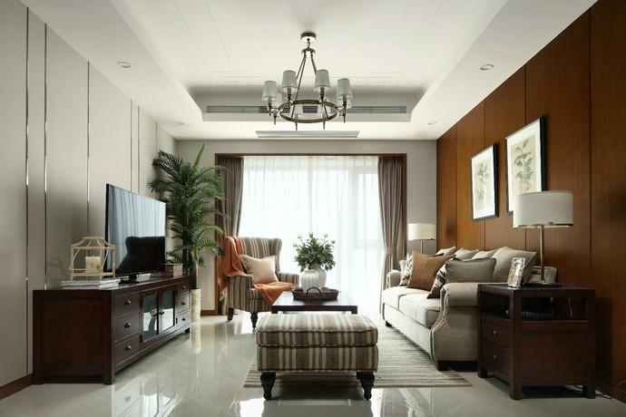 别墅装修时客厅应怎样装修?