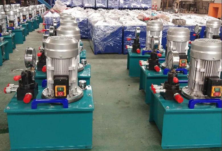 柱塞泵的几个常见故障和维修方法