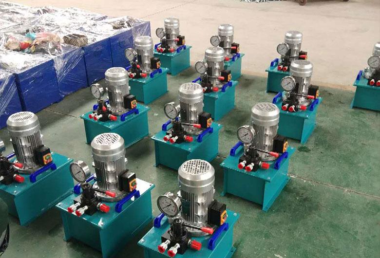 液压泵常见故障问题都有哪些