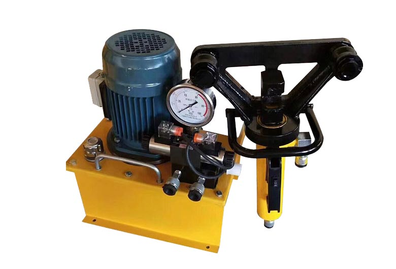 液压弯曲机