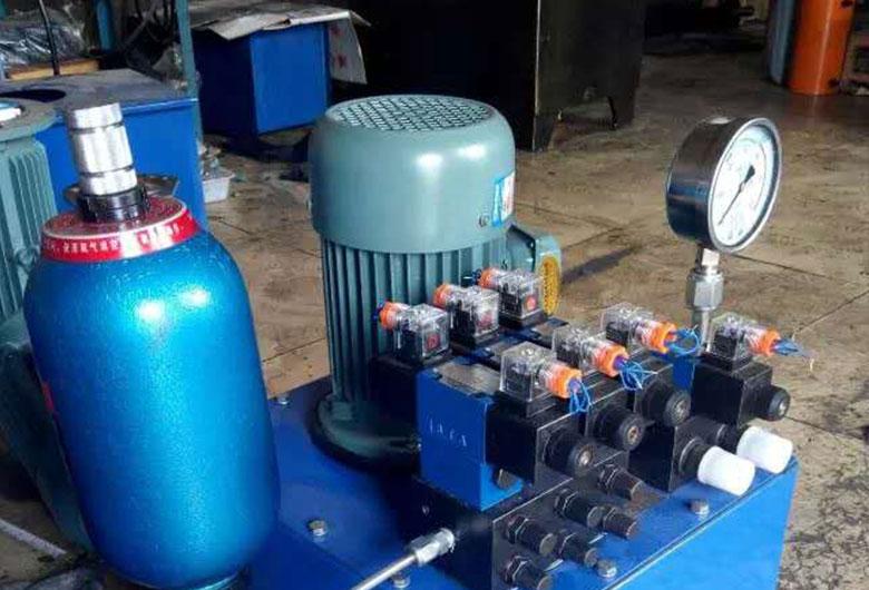 液压泵站设计与使用中的注意事项都有哪些呢