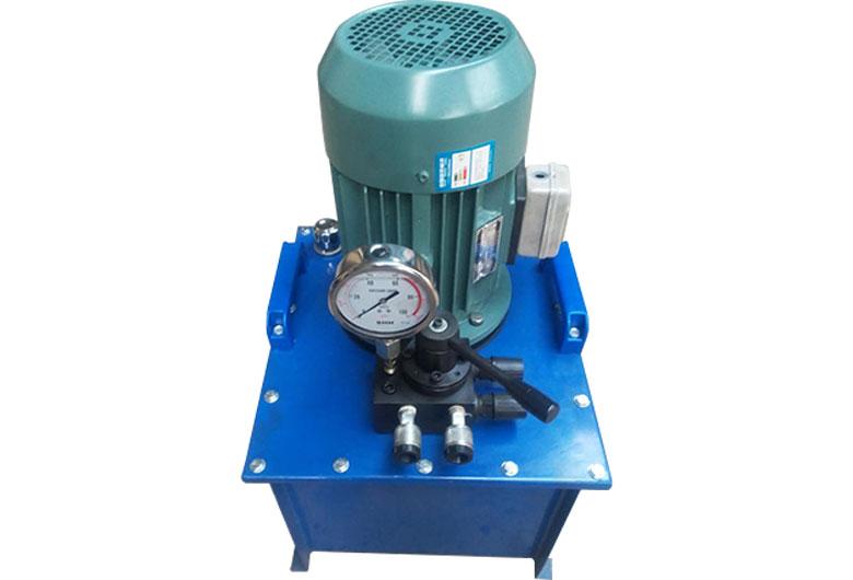 全自动液压泵站