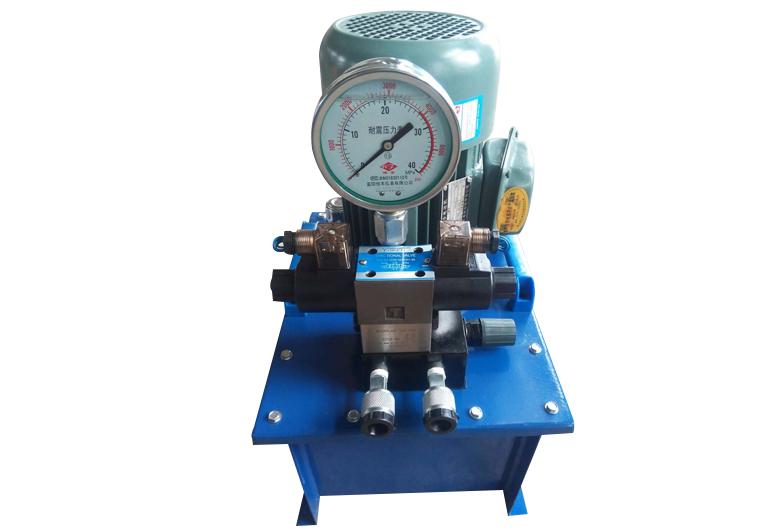 自动柱塞泵液压站