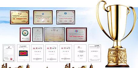 行业顶级认证标准、看得见的质量保证