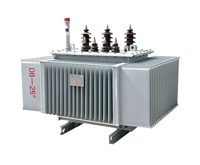 S13 solid coil core oil immersed transformer