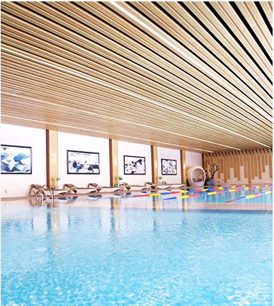 水上瑜伽培训馆