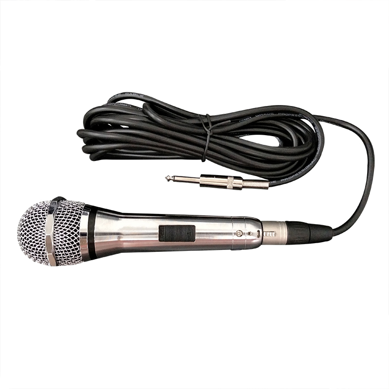 Sj-my270 handheld wired microphone