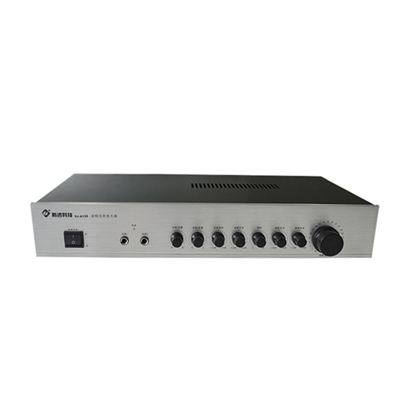 SJ-A120 教学音频功率放大器