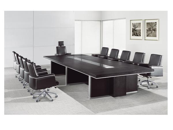 实木会议桌-HYZ04