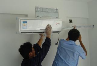 壁挂式家用中央空调安装