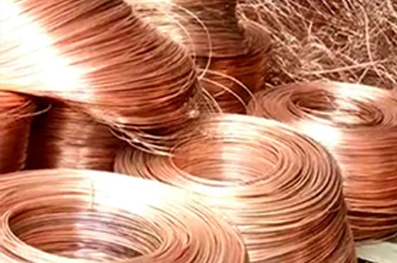 免费评估 高价回收废铜